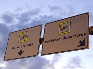 Flyplasser i Roma