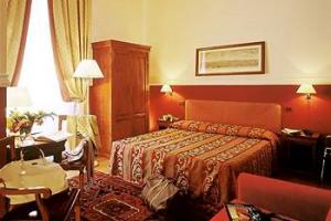 Rom på Cosmopolita Hotel