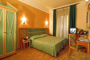 Rom på Hotel Eurostars Domus Aurea
