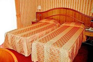 Rom på Hotel Invictus