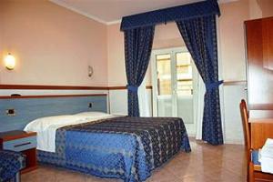 Rom på Hotel Rubino