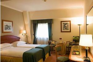 Rom på Starhotels Metropole